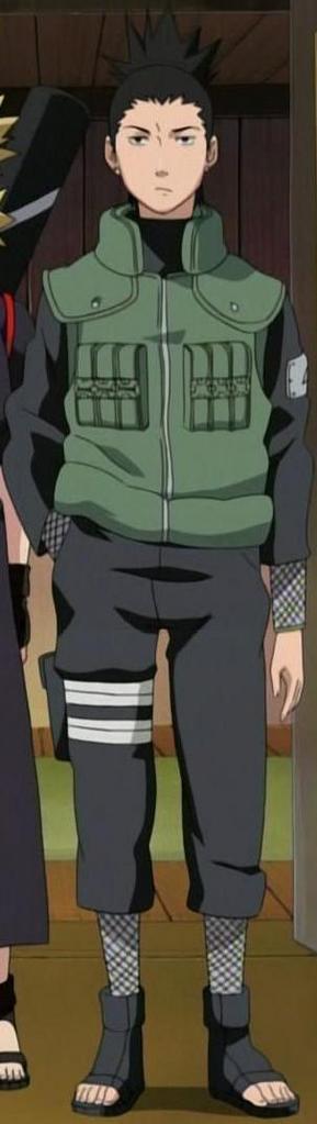 Shikamaru timeskip
